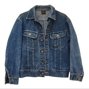 Lee Riders vintage 90s jean jacket size small